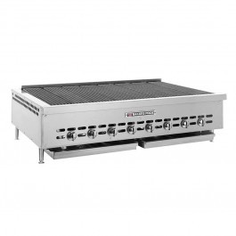 Bakers Pride XXE-6 Heavy Duty Counter Top Gas Radiant Chargrill