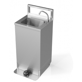 --- NOVAMETA ZD20-0015 --- Contactless Mobile Handwash Station