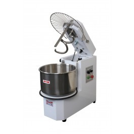 --- CHEFSRANGE DH30T --- Spiral 30 Litre Mixer with Raising Head & Removable Bowl