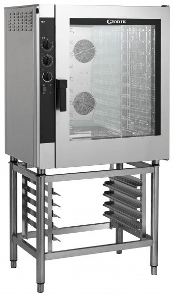 Giorik EASYair EME102X Electric Convection Oven with Humidity & 2 Speed Fan