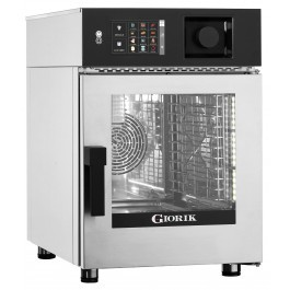 Giorik KORE KI061W Slimline 6 x 1/1 GN Combi Oven with Wash System