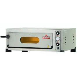 Italforni EK4 Single Deck Refractory Brick Based Electric Pizza Oven