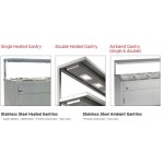 Parry HOT15BM Hot Cupboard with Bain Marie