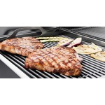 Arris GV455ELM Slimline Electric Chargrill with Humidifier